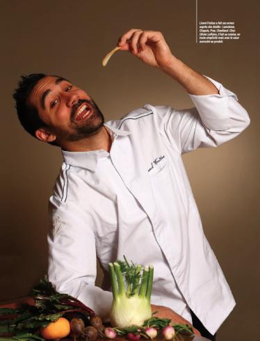 Bel article sur dijon beaune mag olivier leflaive - La table d olivier leflaive puligny montrachet ...