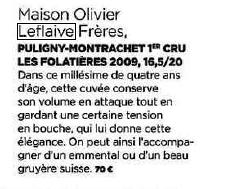FOL 2009 Magazine Le Monde 25102013