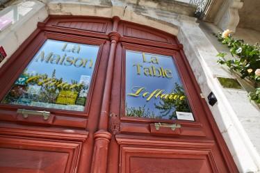 Porte Maison Olivier Leflaive