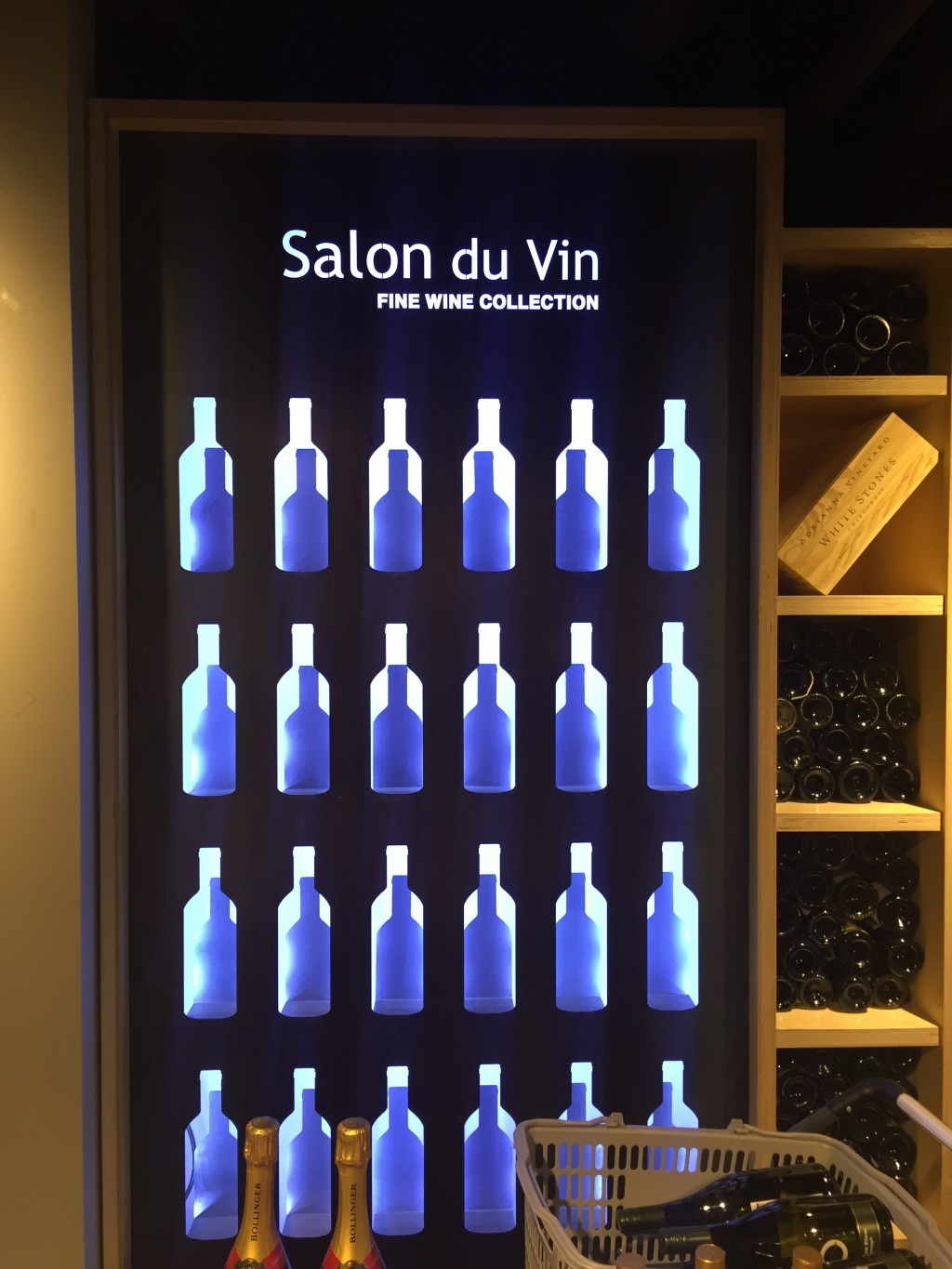 Asian trip olivier leflaive for Salon du vin champerret