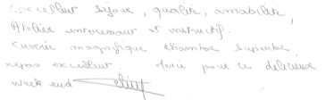Livre d'or Olivier Leflaive FR 201500004