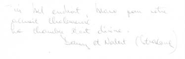 Livre d'or Olivier Leflaive FR 201500013