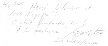 Livre d'or Olivier Leflaive FR 201500023