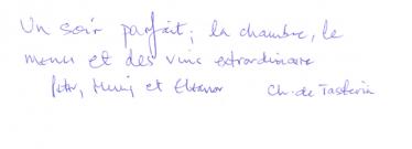 Livre d'or Olivier Leflaive FR 201500028