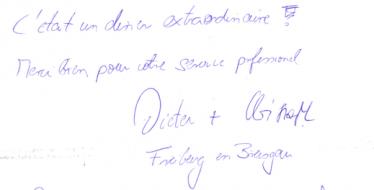 Livre d'or Olivier Leflaive FR 201500037