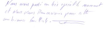 Livre d'or Olivier Leflaive FR 201500058