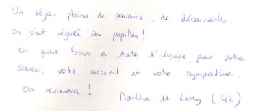Livre d'or Olivier Leflaive FR 201500059