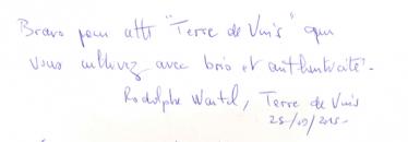 Livre d'or Olivier Leflaive FR 201500060