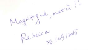 Livre d'or Olivier Leflaive FR 201500061