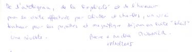 Livre d'or Olivier Leflaive FR 201500065
