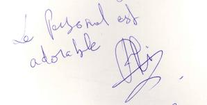 Livre d'or Olivier Leflaive FR 201500073