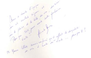 Livre d'or Olivier Leflaive FR 201500076