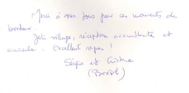 Livre d'or Olivier Leflaive FR 201500077