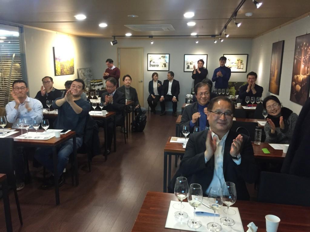 Asian trip olivier leflaive for Salon du master